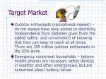 target market17