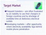 target market18