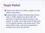 target market19