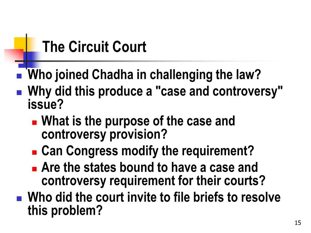The Circuit Court