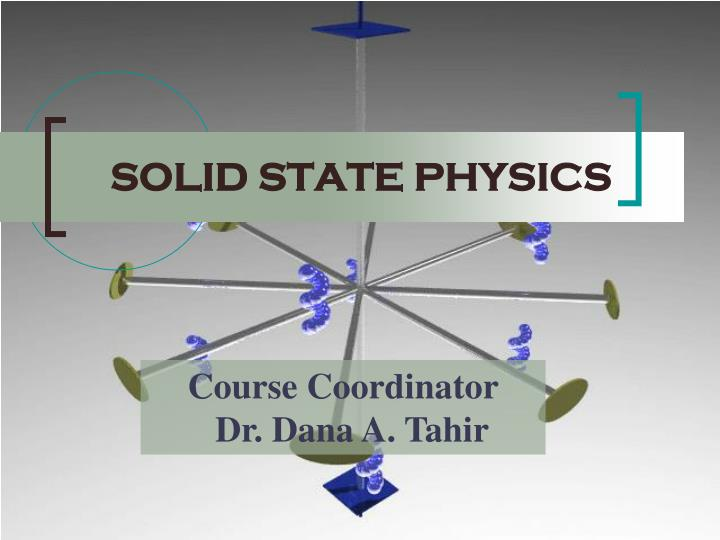 solid state physics n.