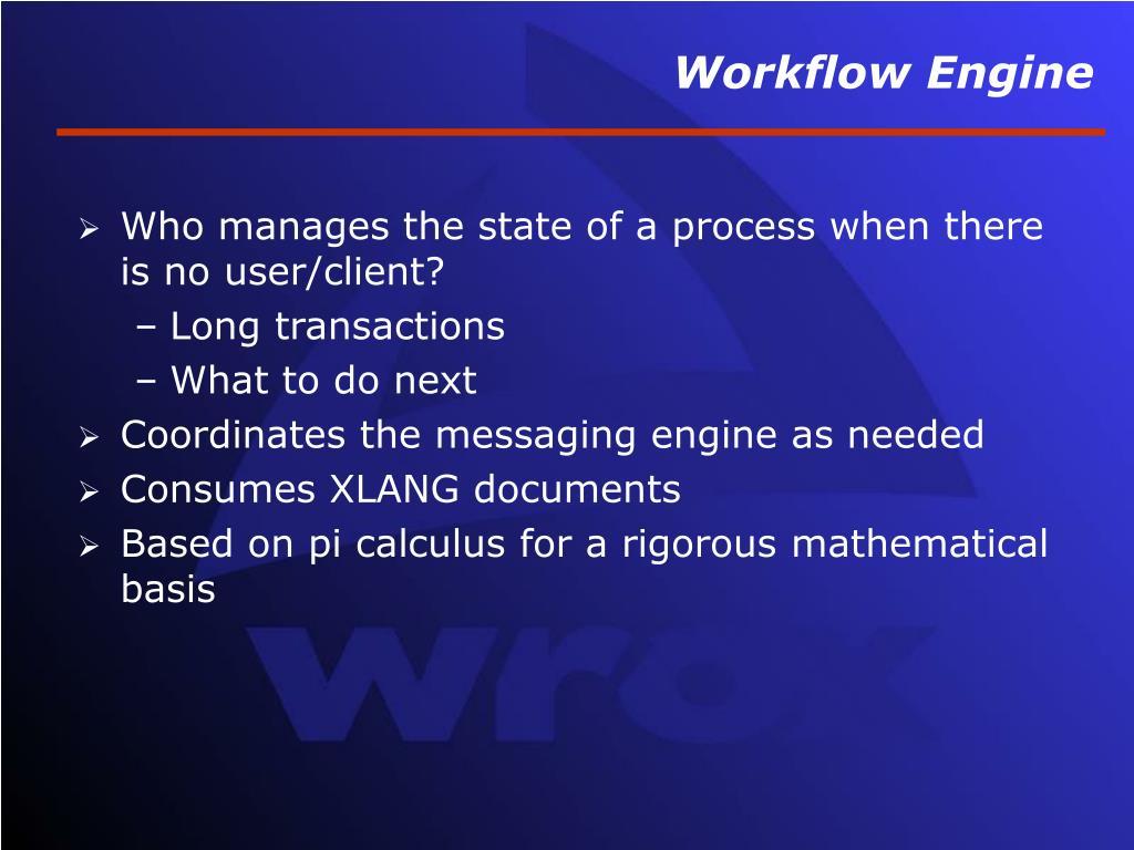 Workflow Engine