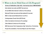 4 what to do in third year of ug program20