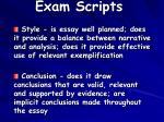 exam scripts18