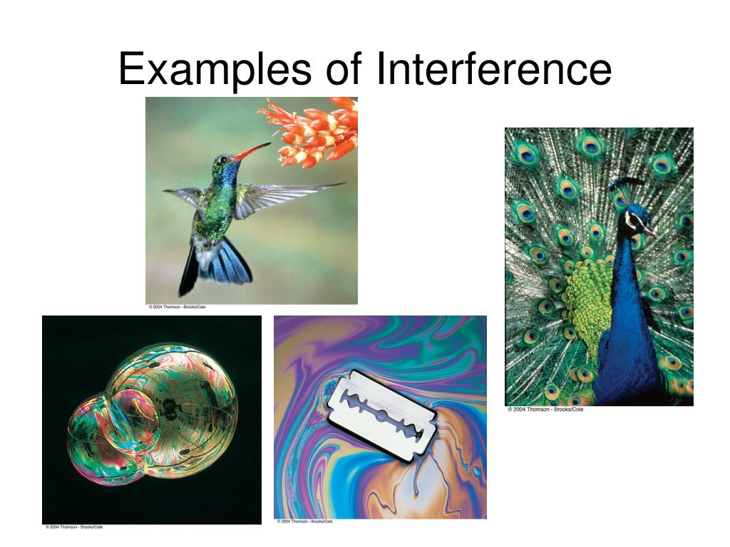 ppt light wave interference powerpoint presentation id
