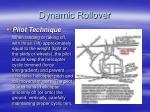 dynamic rollover54