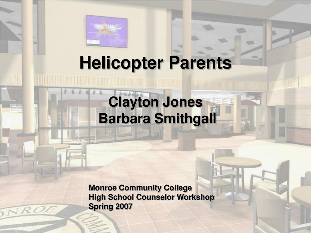 helicopter parents clayton jones barbara smithgall l.