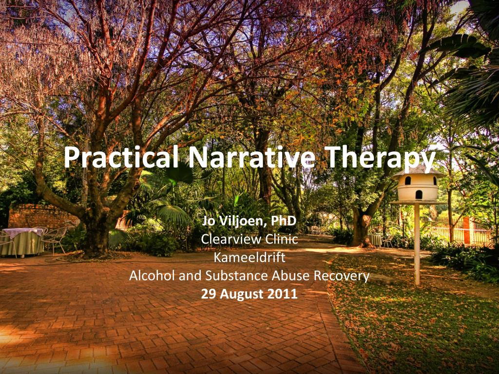 PPT - Practical Narrative Therapy PowerPoint Presentation - ID:397180