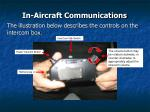 in aircraft communications45