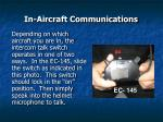 in aircraft communications46