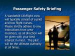 passenger safety briefing21