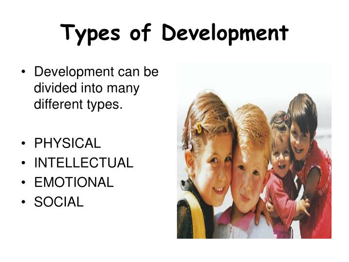 physical intellectual emotional and social development