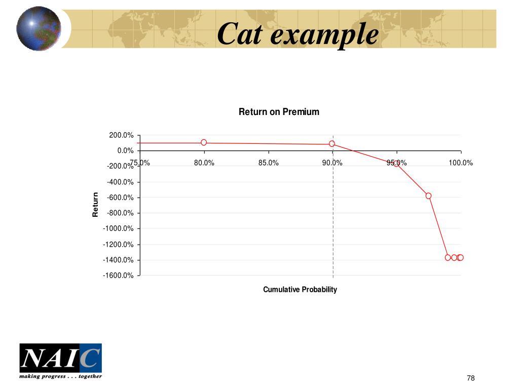 Cat example