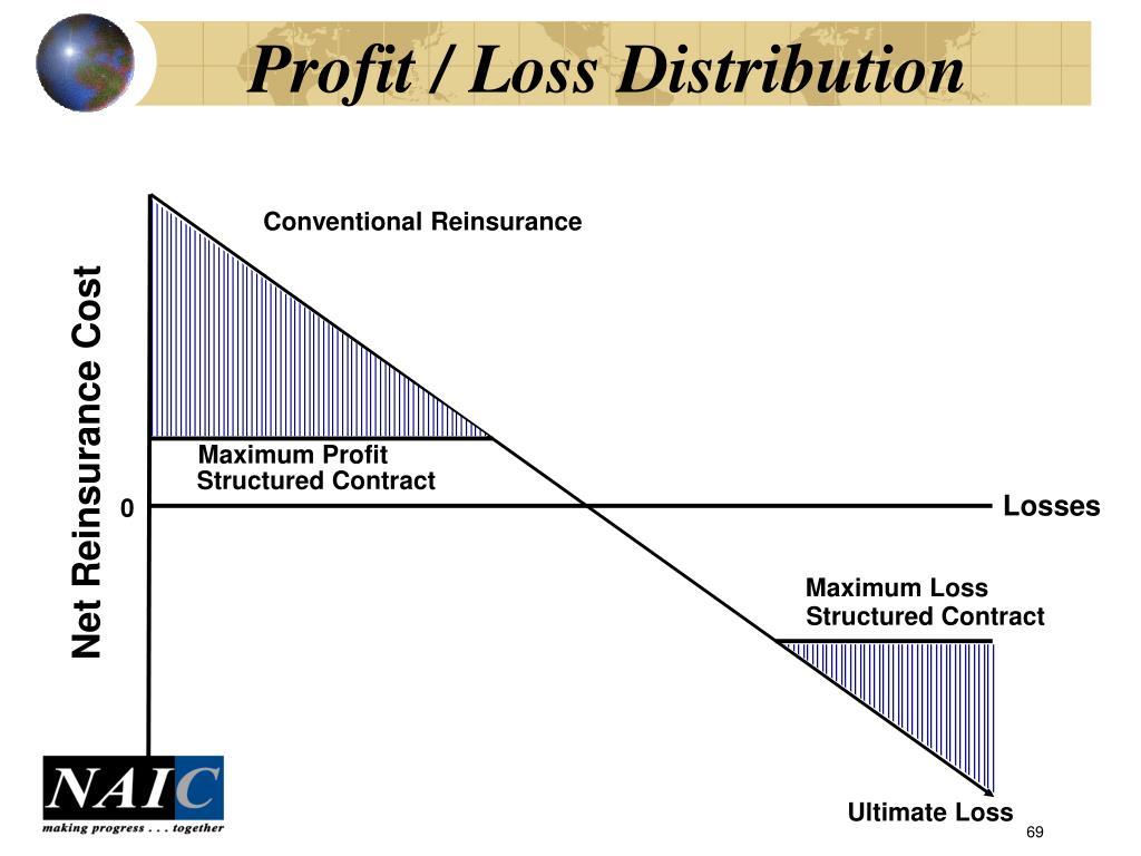 Profit / Loss Distribution
