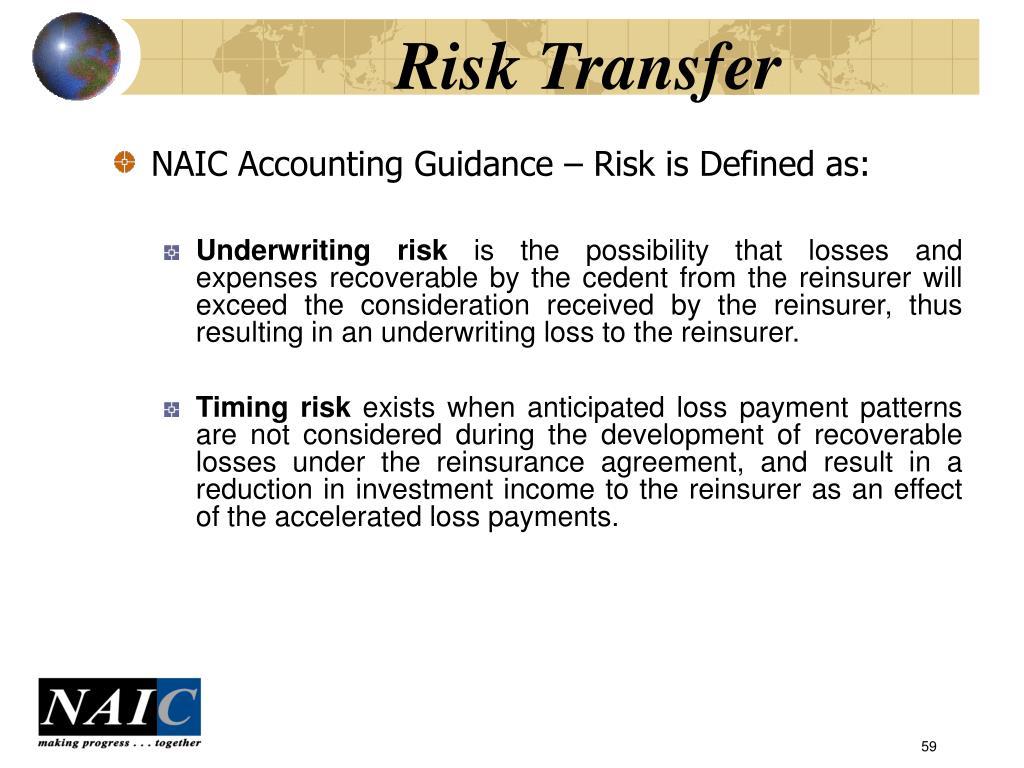 Risk Transfer