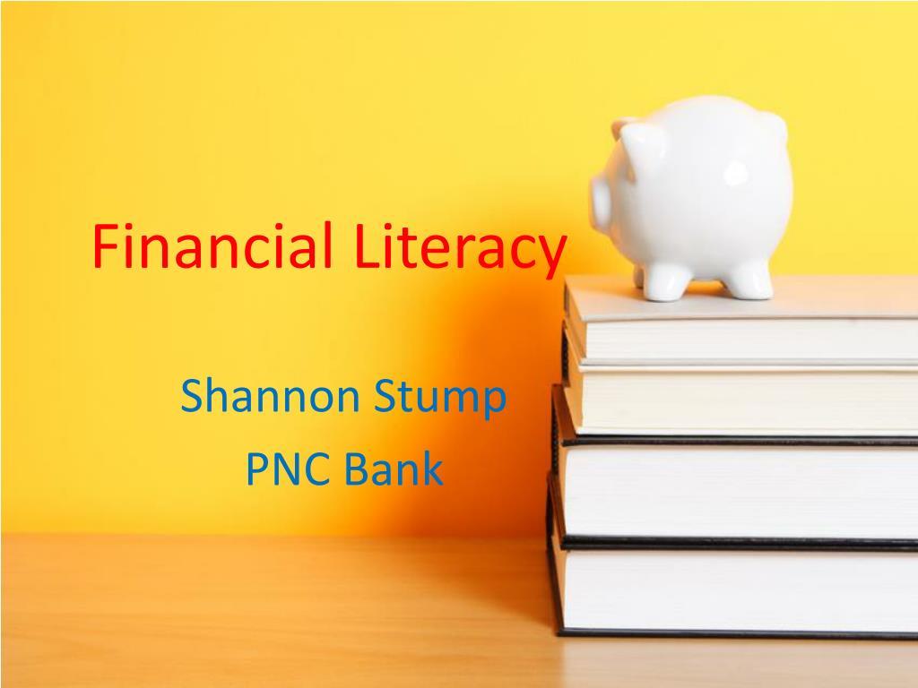 financial literacy l.