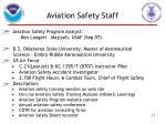 aviation safety staff17