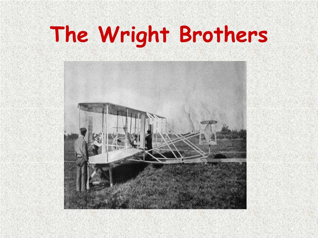 the wright brothers l.