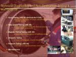 technical diagnostics and non destructive testing maintenance