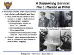 a supporting service the luftwaffe in wwii22