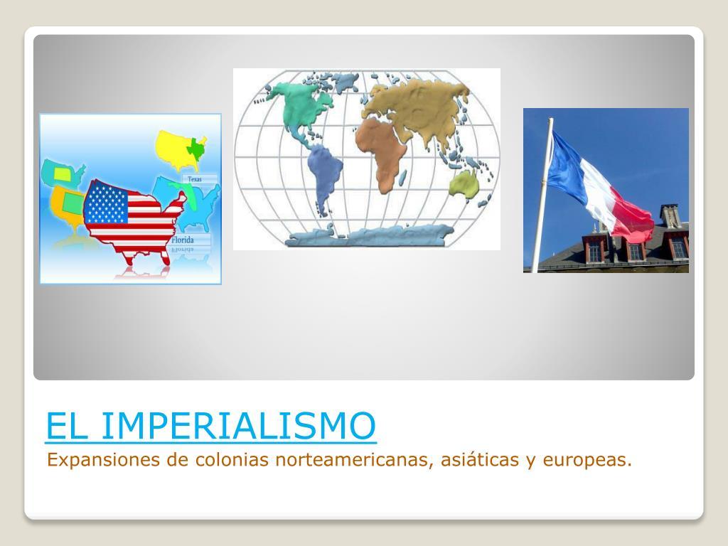 el imperialismo l.