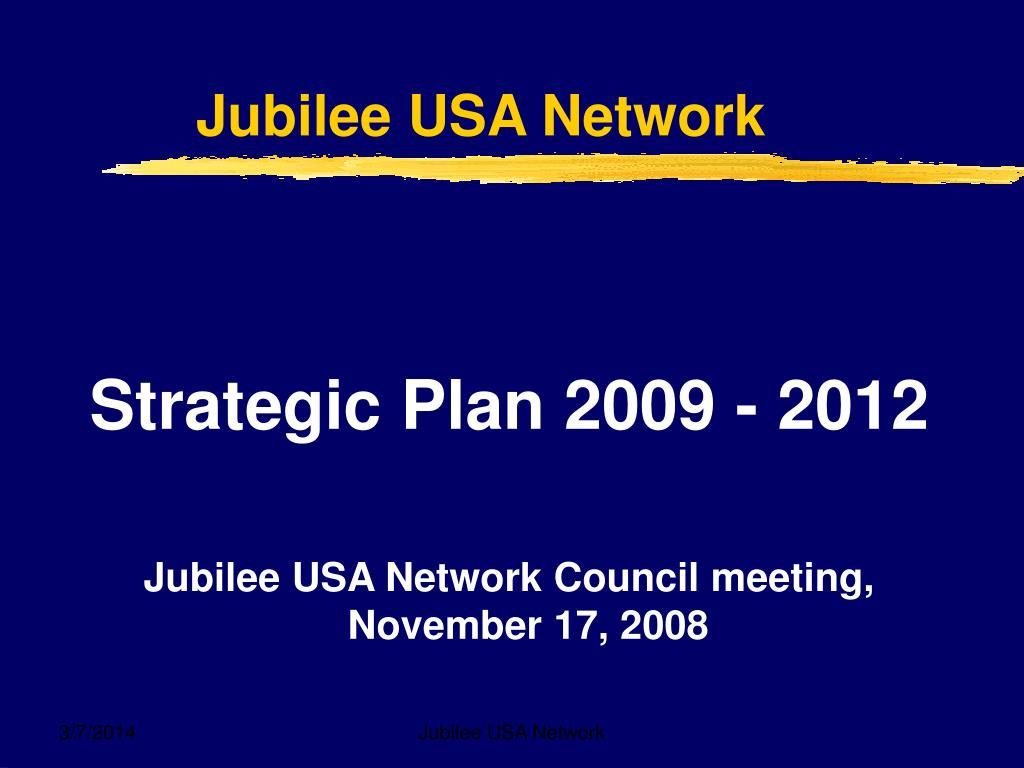 jubilee usa network l.