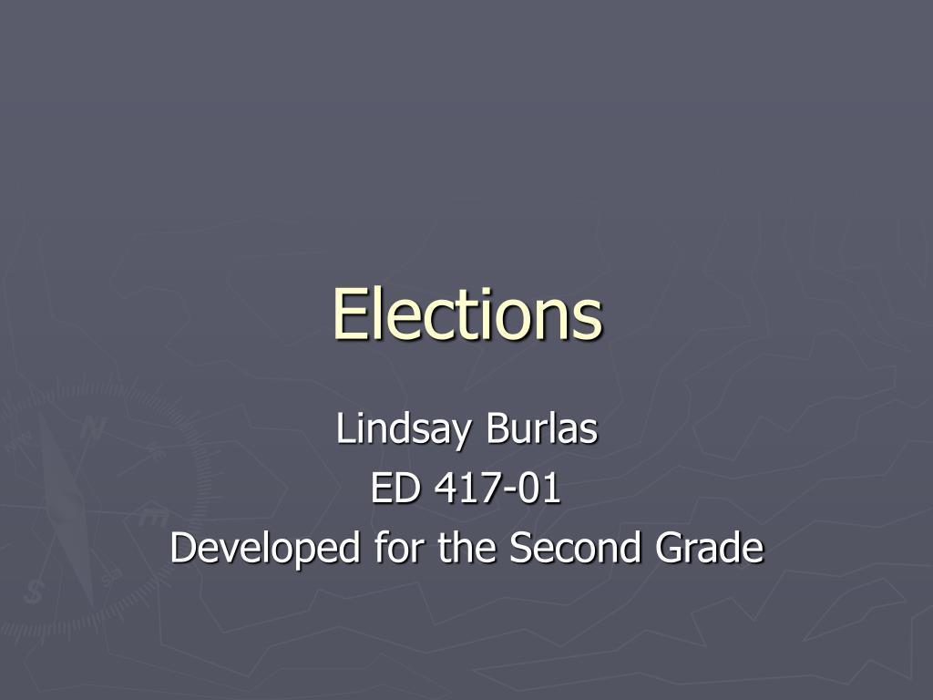 elections l.