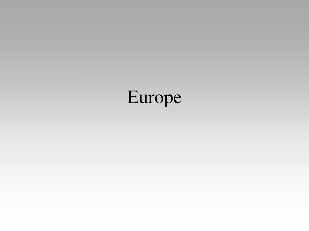europe l.