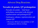 adverse drug reactions27