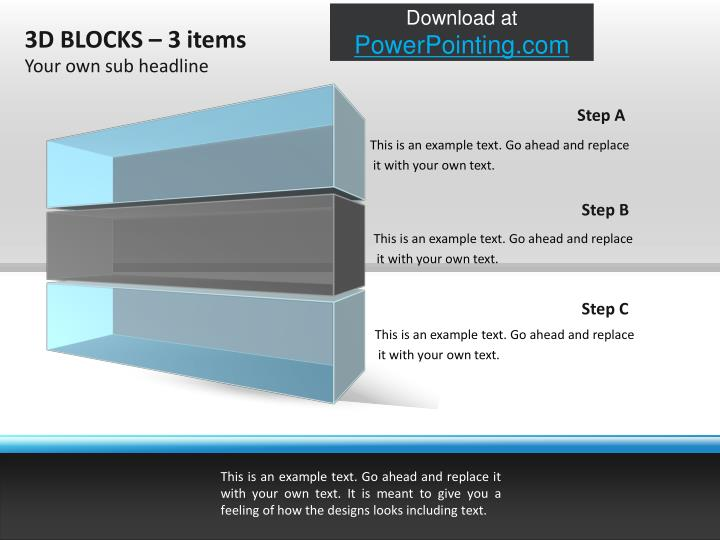 3D BLOCKS – 3