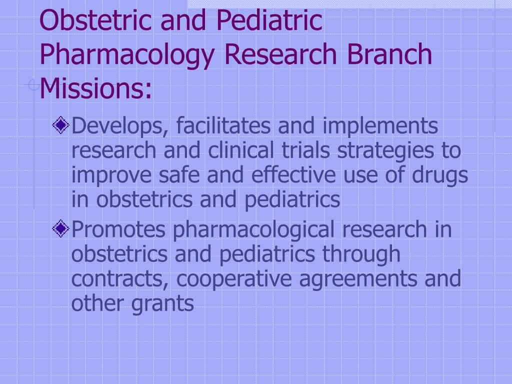 PPT - Research Needs and Funding Opportunities: Meeting the