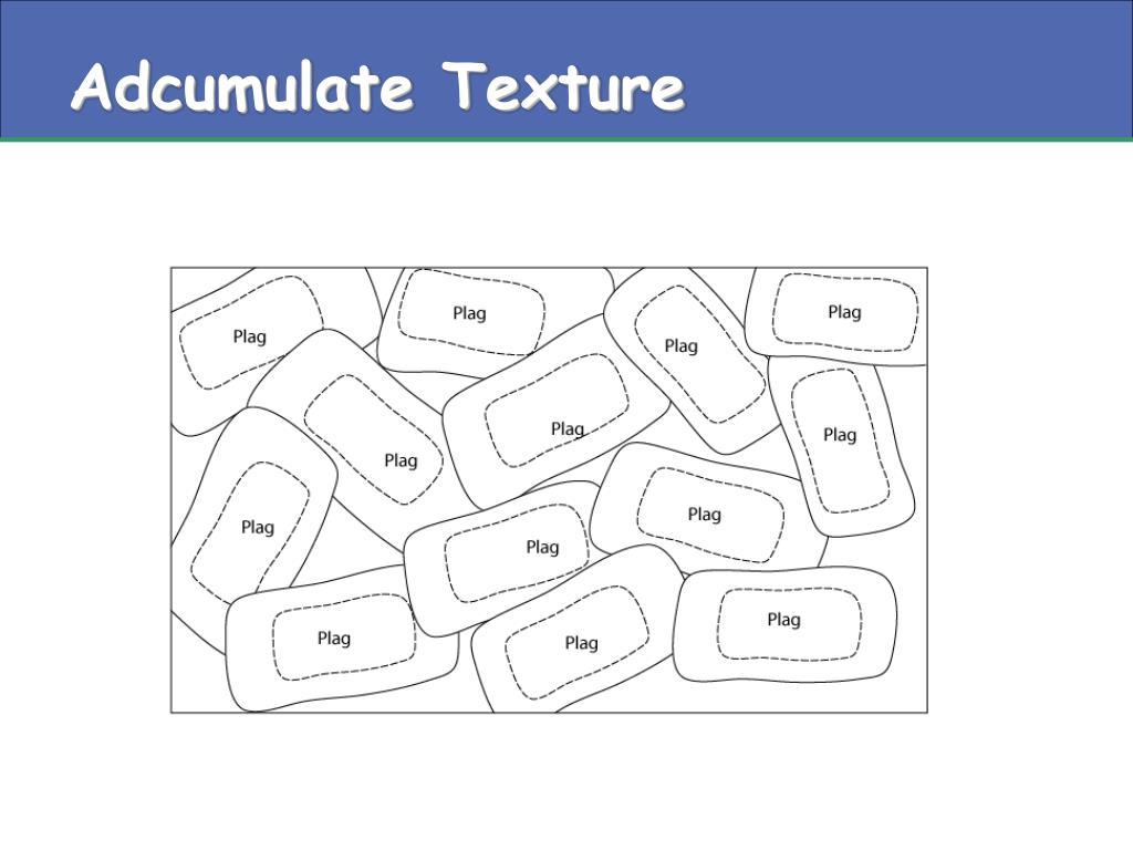 Adcumulate Texture