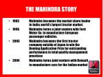 the mahindra story3