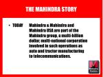 the mahindra story4
