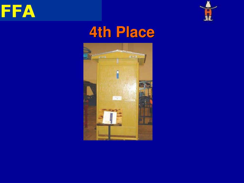 4th Place