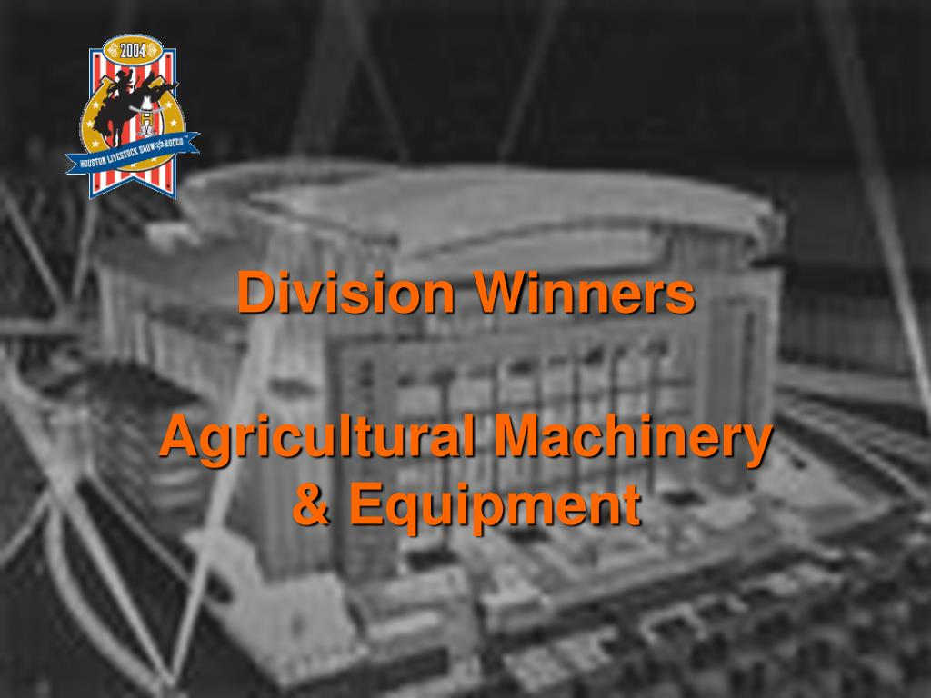 Division Winners