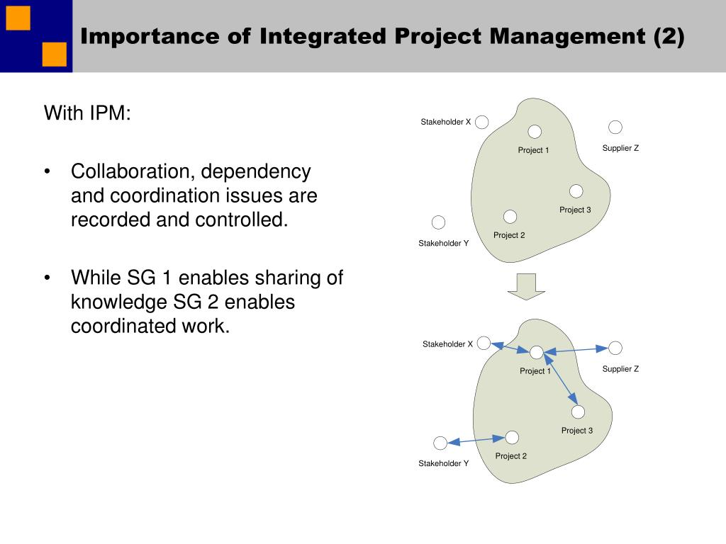 Importance of Integrated Project Management (2)
