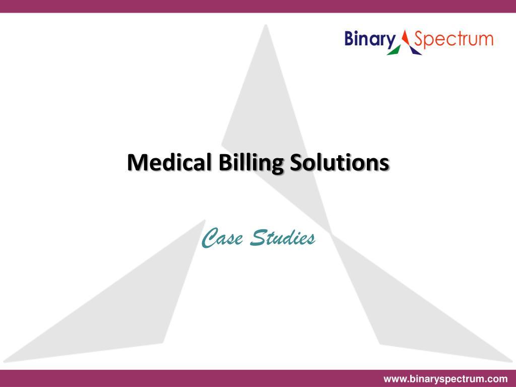 medical billing solutions l.