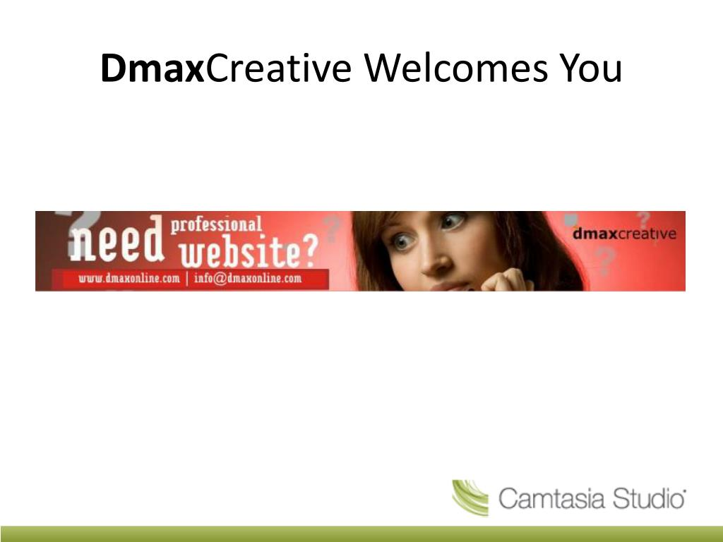 dmax creative welcomes you l.