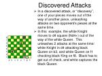discovered attacks