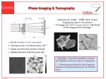phase imaging tomography