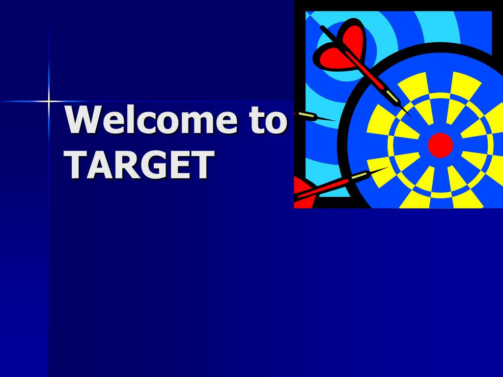 welcome to target l.