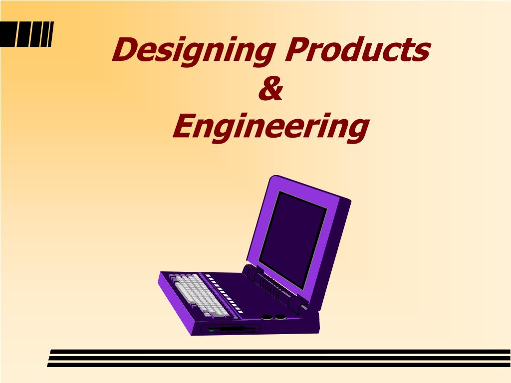 designing products engineering l.