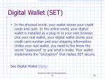 digital wallet set