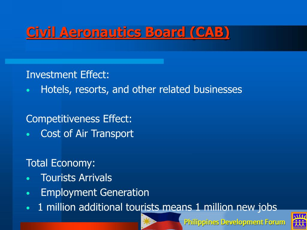 Civil Aeronautics Board (CAB)