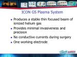 icon gs plasma system19