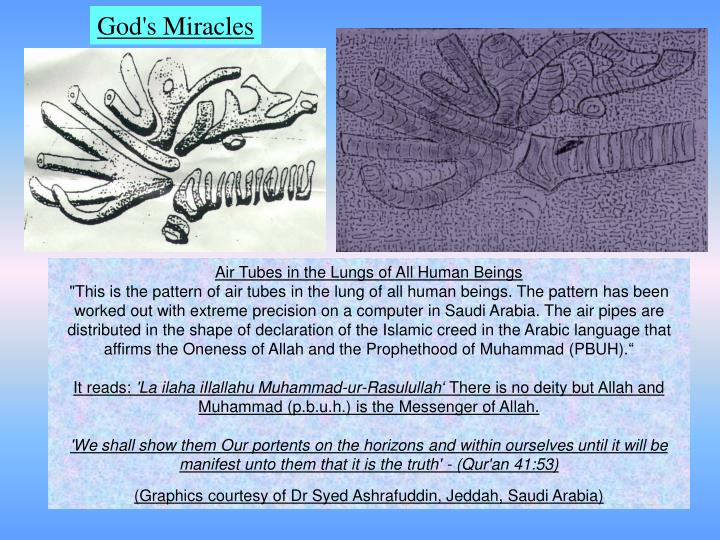 God's Miracles