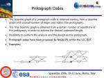 protograph codes