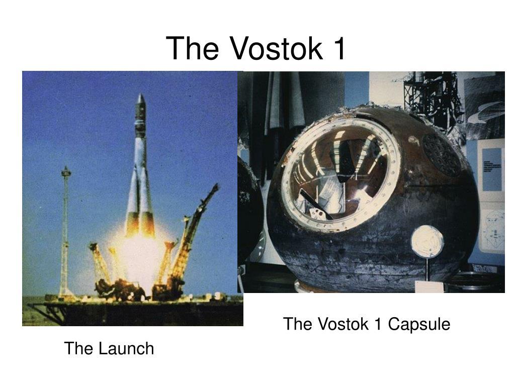 The Vostok 1
