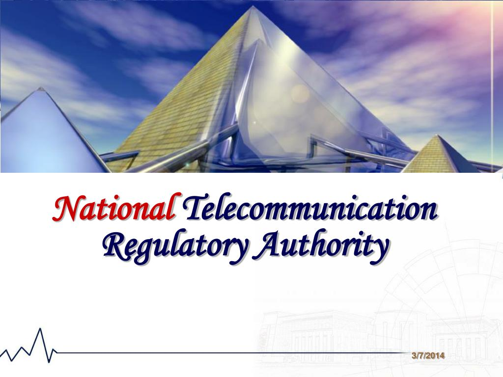 national telecommunication regulatory authority l.